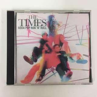The Times Soda Pop Rok 'N' Roll album CD