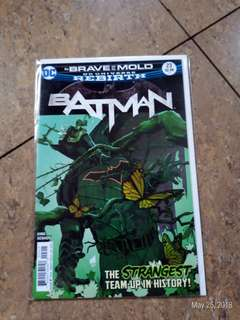 Batman: The brave and the mold