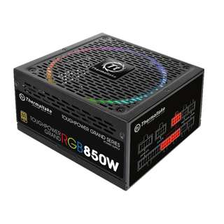 Thermaltake Toughpower Grand 850W 80+ Gold RGB Power Supply - SKU: PS-TPG-0850FPCGAU-R