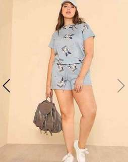 #019 📢New Arrival!!📢 💁🏻Classy Plus Size Terno🔥
