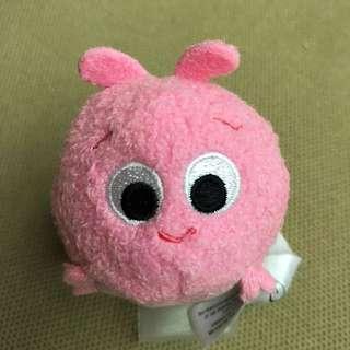 Disney Peal Pink Octopus Finding Nemo Series Mini Tsum Plush [Ltd Stock]