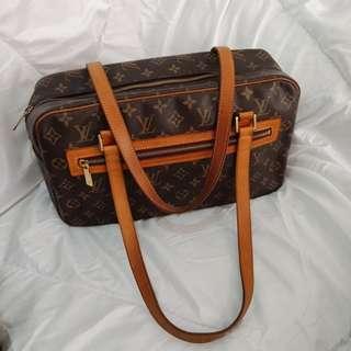 Authentic LV Cite GM Louis Vuitton