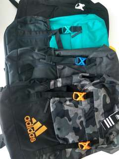 Climacool - Authentic Adidas Backpack