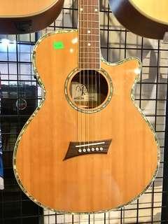 Michael Kelly Acoustic Guitar