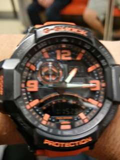 G shock model GA 1000 just change  2.battery can last more then 5 years