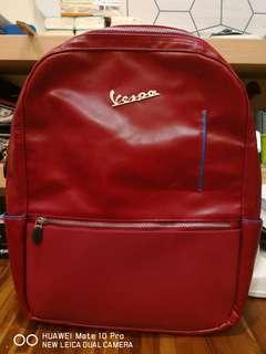 義大利進口偉士牌機車Vespa的後背包