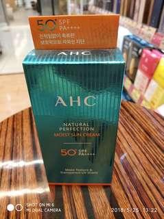 AHC玻尿酸防曬乳液