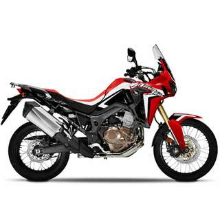Brand New Honda CRF1000 Africa Twin DCT