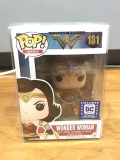 Wonder Woman (Lasso of Truth) - DC Legion of Collector's Exclusive