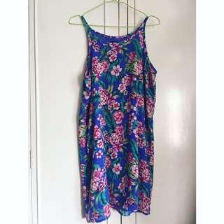Cotton On Floral Shift Dress