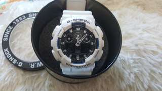 Original Gshock White