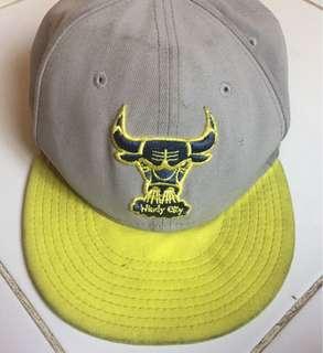 New Era Bulls Windy City snapback cap