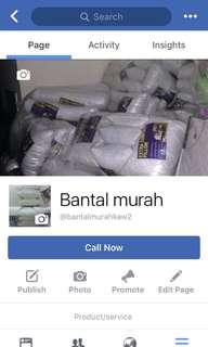 Bantal murah