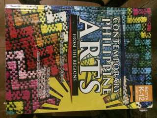 contemporary philippine arts from the regions | Textbooks