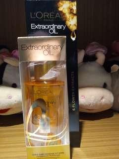 Extraordinary oil