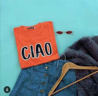 Ciao Tshirt