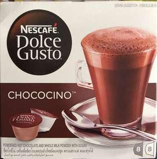 Nescafé Dolce Gusto Capsules-CHOCOCINO