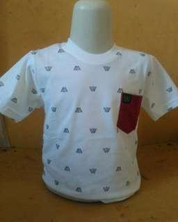 Baju anak 2th - 8th