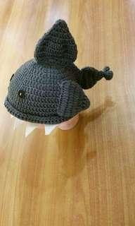 baby shark crochet