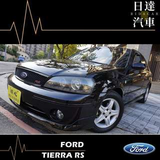 FORD TIERRA RS 2.0 2004