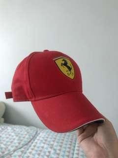 Ferrari Red Cap