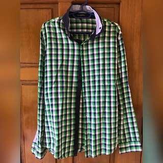 Checkered Long Sleeve