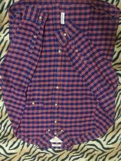 #mausupreme kemeja H&M size L