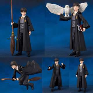 S.H. Figuarts - Harry Potter (Harry Potter and the Sorcerer's Stone)(Preorder-Oct2018)