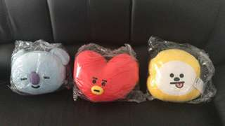 BT21 30CM Cushions(Koya Chimmy TaTa)