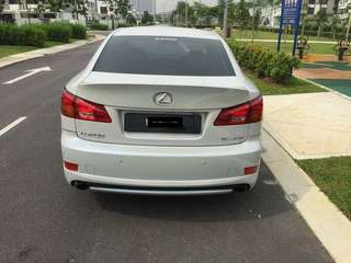 Lexus Is250 V6 2.5L