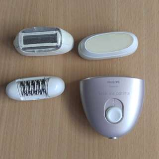 Philip Satin ice optima Epilator