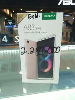 Oppo A83 Ram 2/16 GB dicicil proses cepat hanya 3 menit