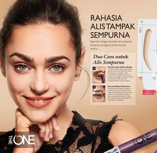 Pensil alis dan eyeliner