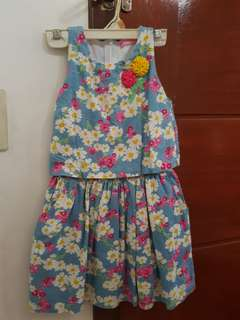 Dress for 5-6 yrs