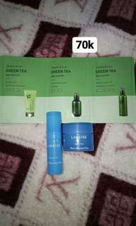 PROMO!! Laneige sleeping mask, laneige eye sleeping mask
