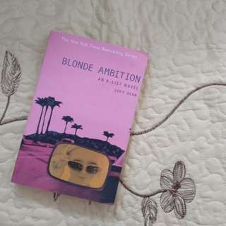 Blonde Ambition by Zoey Dean