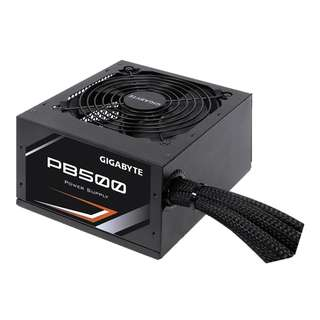 Gigabyte PB500 80+ Bronze 120MM Fan 500W ATX Power Supply - SKU: PB500