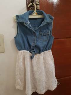 Dress for 4-5 yrs old