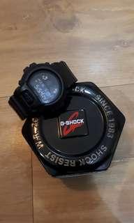 Casio Black DW6900BB