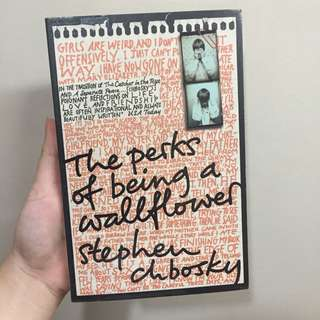 Perks of Being a Wallflower by Stephen Chbosky (Paperback)