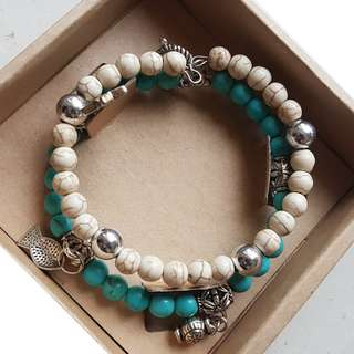 Authentic Kultura Stone Bracelet