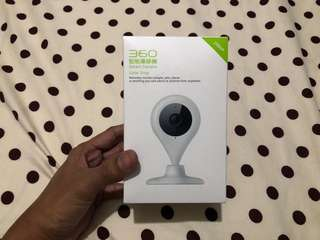 360 Home surveillance water drop camera