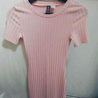 H&M Bodycon Midi Dress