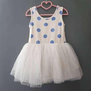 Polkadot Tulle Dress