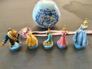 Take all Miniature Disney Princesses
