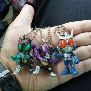 Kamen rider keychain
