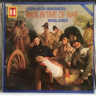 Haydn Mass in Time of War Kubelik HELIODOR 2548229