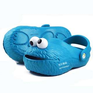 Sesame street Summer shoe in Blue