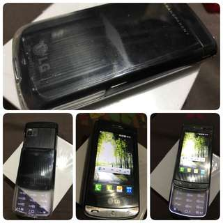 LG GD 900, perfect condition