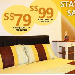 New 3 Bedroom Unit Homestay @ Johor